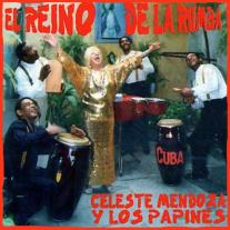 Celeste Mendoza y Los Papines rating 5 estrellas