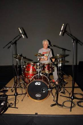 Jeff Salisbury Vermont drummer and educator