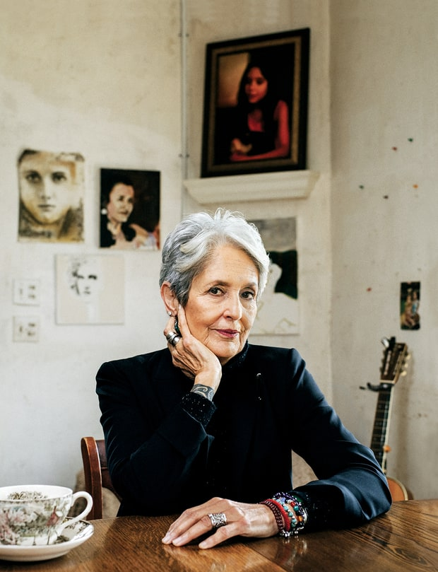 JOAN BAEZ in 2017