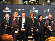 Journey Rock 'N Roll Hall of Fame Induction 2017