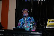 Mr Happy Music plays Roland