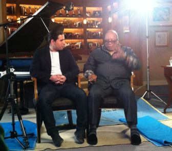 Quincy Jones y Alf Rdguez Salicio