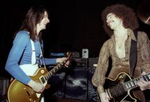 Steve Perry and Neal Schon from Journey 1