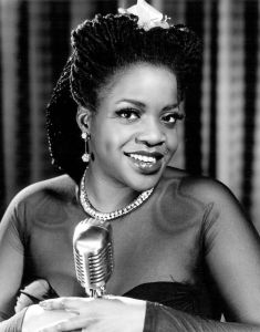 Carla Cook an American Jazz singer