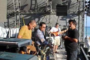 Daniel Penalver en el escenario c Hiram Gomez