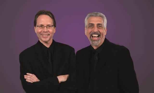 Eric Olsen and Lou Caimano DYAD