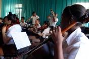 Estudiantes de Musica Cons A Roldan 1
