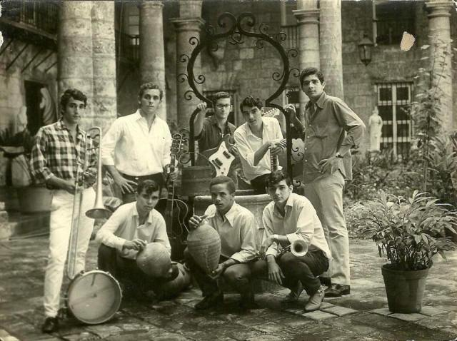 Grupo Los Signos de Cuba Nuestro Rock en los 60s y 70s