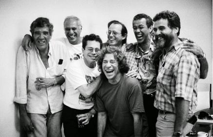 Guillermo Rodriguez Rivera 6 ago 1996 c Leo Brouwer