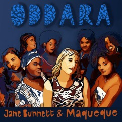 Jane-Bunnett-and-Maqueque CD Oddara