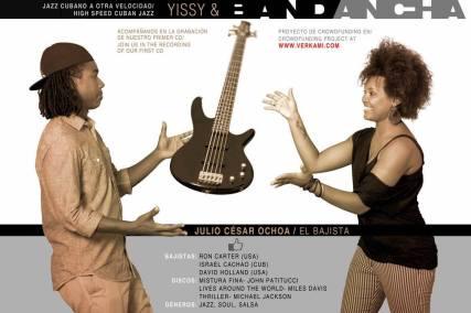 Julio Cesar Ochoa y Yissy tremenda foto