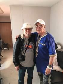 Mark Sanders y Ernesto Gatell 1