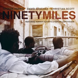 Ninety Miles in Havana cover CD DVD photo