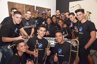 Orquesta Juvenil de Jazz de Cuba