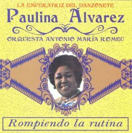 Paulina Alvarez c la Orq de A Ma Romeu