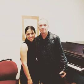 Anika vila c el pianista Kemal Gekic FL Int Univ 2016