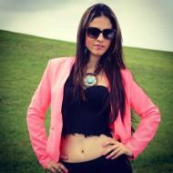 Anika vila modeling photo session