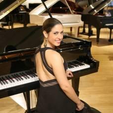 Anika Vila @ Steinway Piano Store