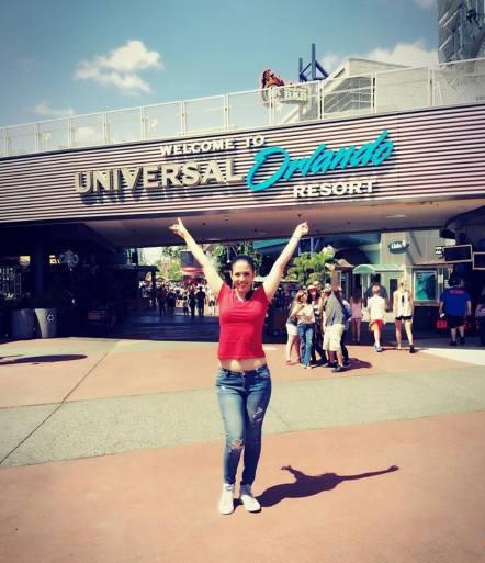 Anika Vila @ Universal Orlando Resort