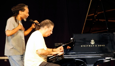 Bobby McFerrin and Chick Corea