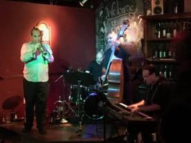 Carlos Ouig Quartet at Le Chat Noir