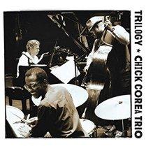 Chick Corea w Chrstian McBride and Brian Blade CD Trilogy