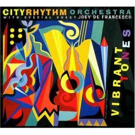 City Rhythm Orch CD cover 2