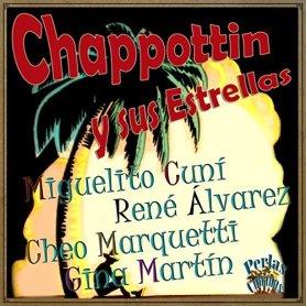 Conj Chapottin c M Cuni Rene Alvarez Cheo Marquetti y Gina Martin