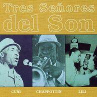 Conjunto Chapottin LP Tres Senores del Son
