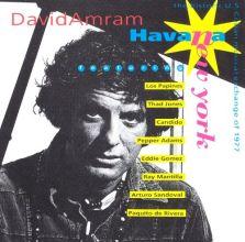 David Amram Havana New York album 1
