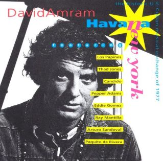 David Amram Havana New York album 1