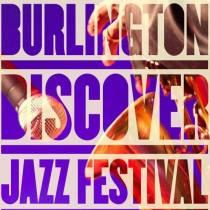 Discover Jazz Fest logo 2017