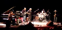 Five Piece Band - Chick Corea, John McLaughlin, Christian McBride, Kenny Garrett, Vinnie Colaiuta - concert in Vienna 2008