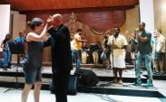 Harvard Univ Students in Matanzas dancing DANZON 1