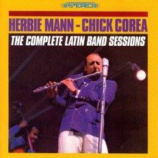 Herbie Mann Chick Corea album
