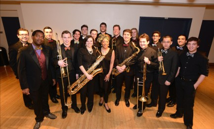 Jazz Band de la Univ de Harvard nueva 1