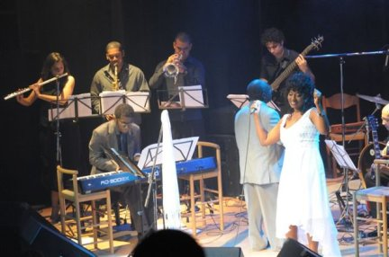 Joaquin Betancourt Big Band