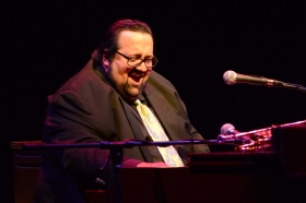 Joey De Francesco w The Philly All Star Band 2014-06-20