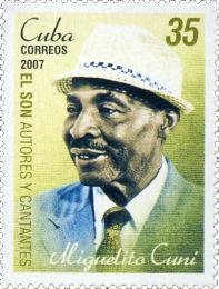 Miguelito Cuni Correos de Cuba 20007
