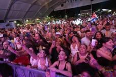 Milano Latin Fest 2017 publico