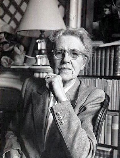 Nadia Boulanger an interesting woman
