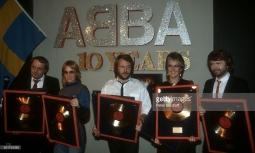 Abba 10 years w Stig Anderson