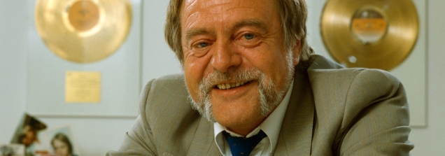 Abba's manager Stig Andeson