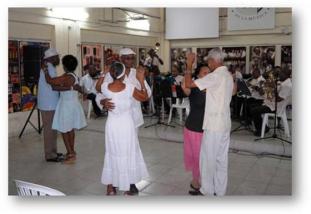 Bailadores Danzon Habana 2017