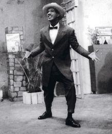 Bailadores de Sta Amalia pic Papito experto bailador de tap antes de 1959