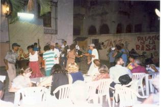 Club Cubano del JAZZ 2 en la UPEC