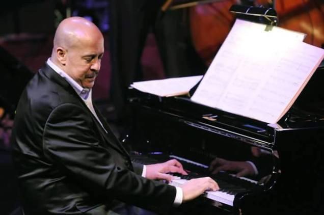 Hilario Duran al piano 1