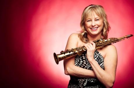 Jane-Bunnett w her soprano sax