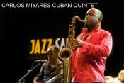 Carlos Miyares Cuban Quintet