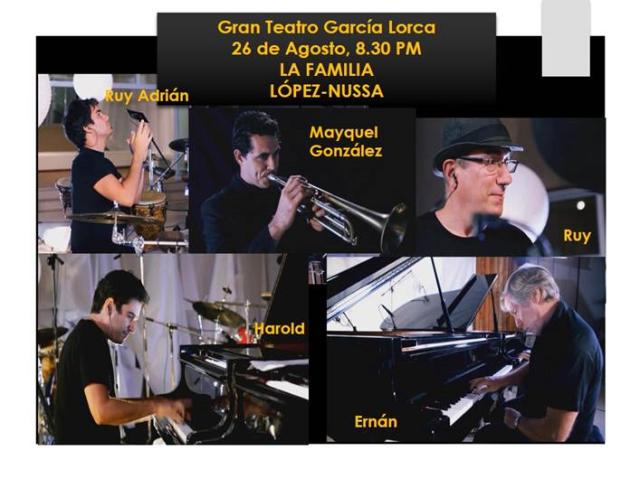 La Familia Lopez-Nussa new Aug 02 17